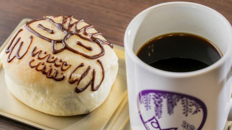 カフェ軽朝食(1階)