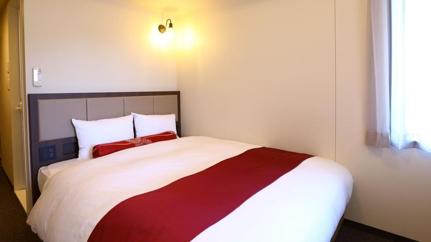 【全室禁煙】スーペリアダブル/ベッド幅150cm