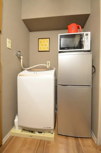 キッチン家電、洗濯機(室内専用)