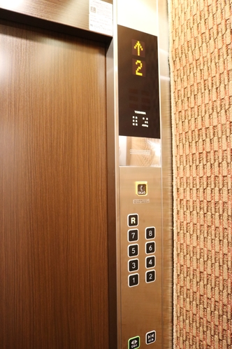 ■館内設備■ エレベーター