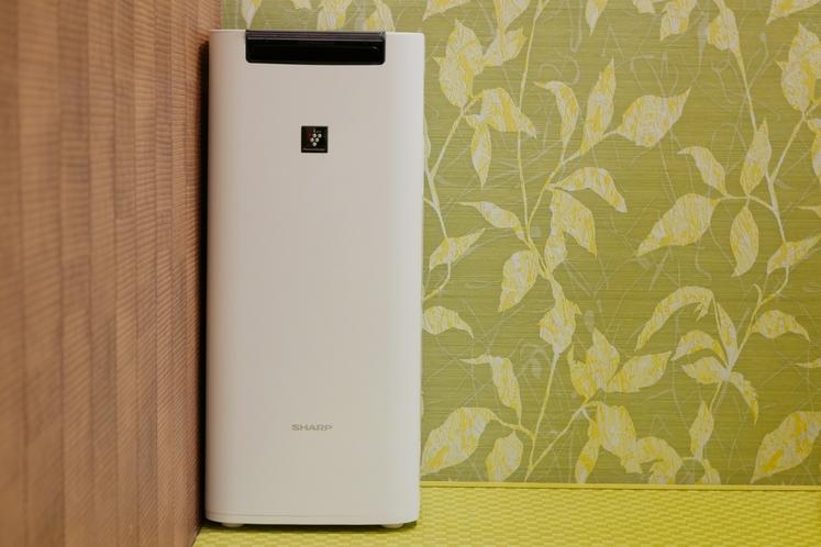 ■客室備品■ 空気清浄機