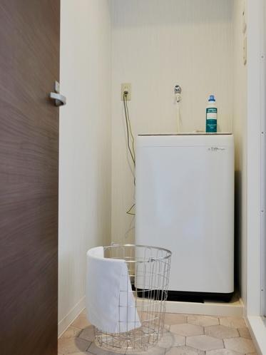 ■客室設備■ 洗濯機