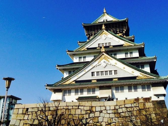 ■周辺観光■ 大阪城