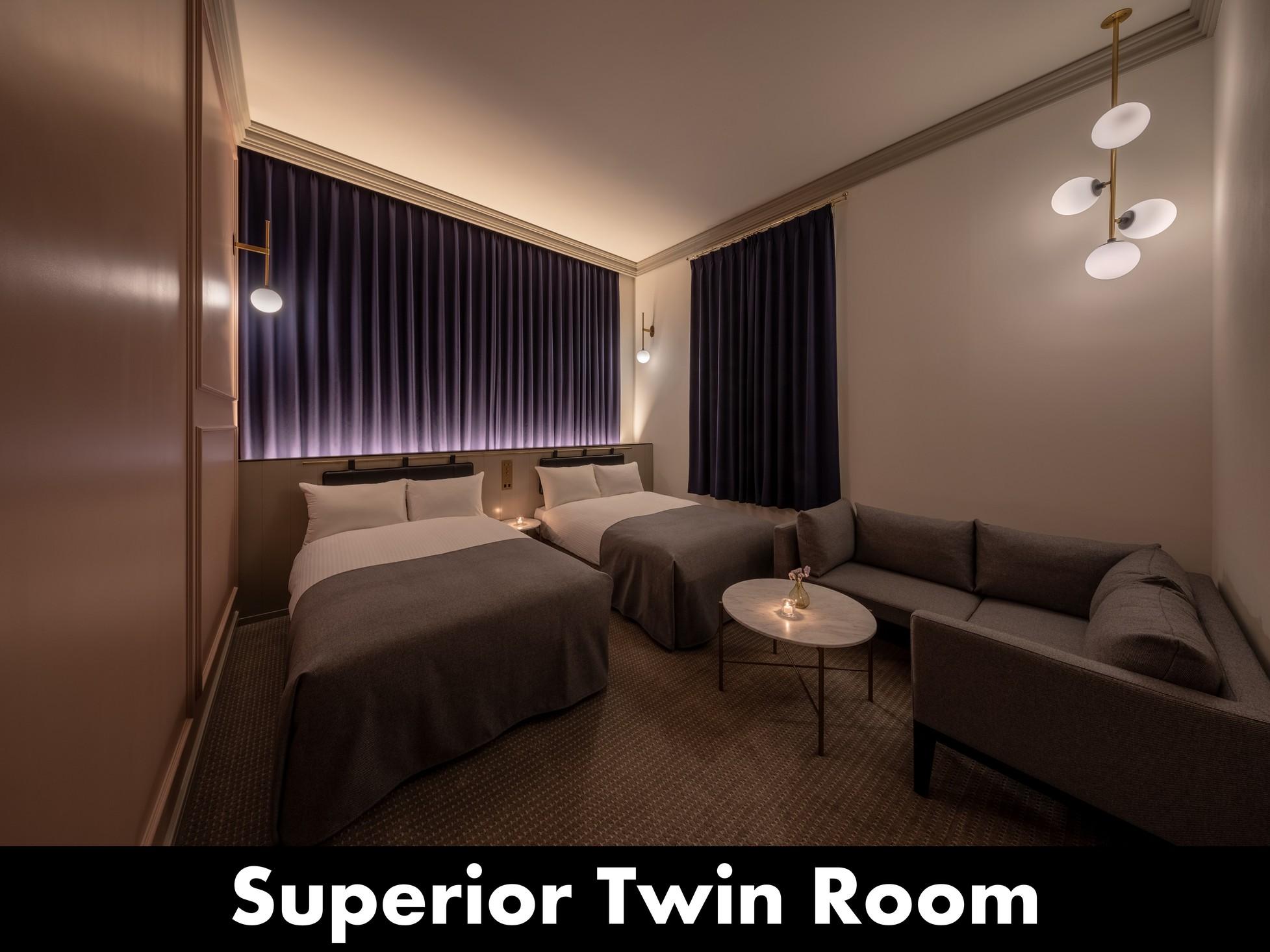 【SUPERIOR TWIN】