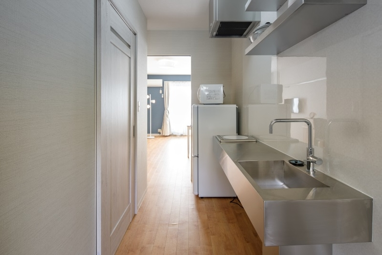 キッチン 105号室