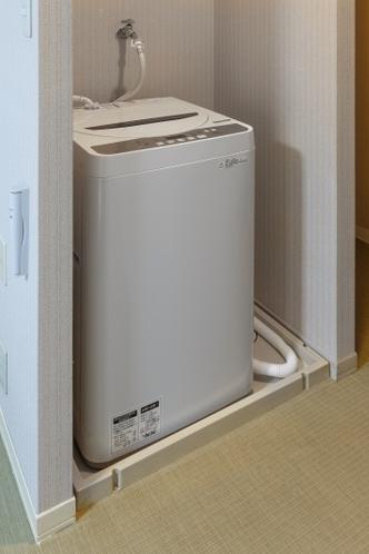 洗濯機 105号室