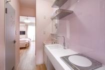 キッチン 106号室