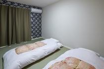 寝室 105号室
