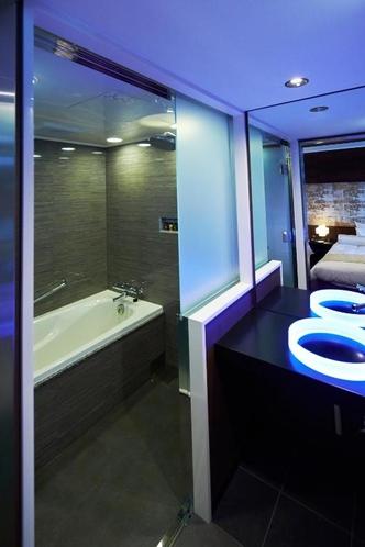 プレミアムツイン バスルーム