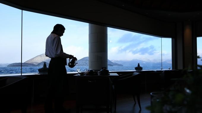 【スタンダード】水のテラスダイニング「The洞爺」で楽しむ和食会席/朝膳