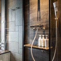 【客室】シャワー室