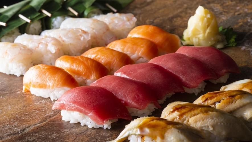 【レストランバイキング】寿司 イメージ