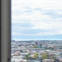 客室から眺望(例)
