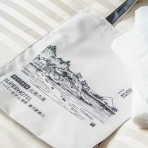 湘南・藤沢駅南口店限定温泉バック