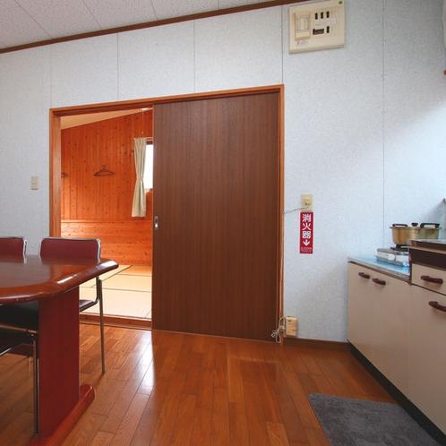 部屋2番DK
