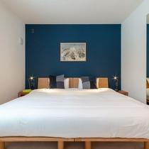 【1ベッドルーム】客室一例