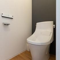 【2ベッドルーム】トイレ