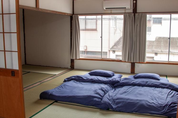 【離れ】寝室(和室)