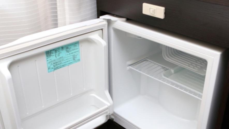 冷蔵庫 チェックイン時電源OFFになっております。