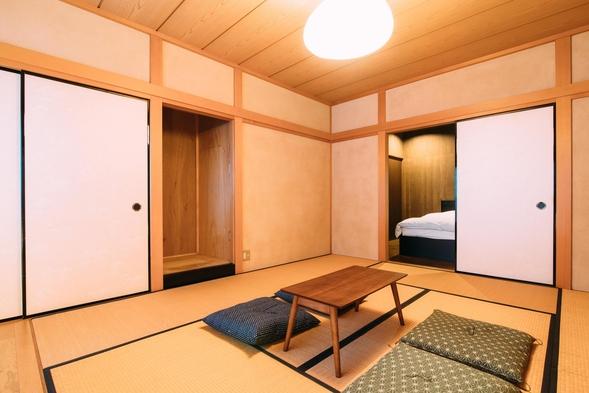 基本プラン【わんちゃん大歓迎】◆金沢駅徒歩5分・禁煙!最大6名で一棟貸切りの宿
