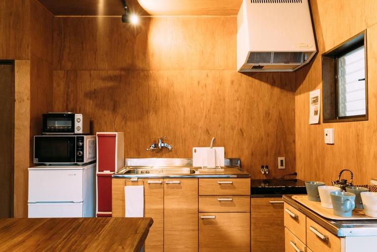 リビング&キッチン