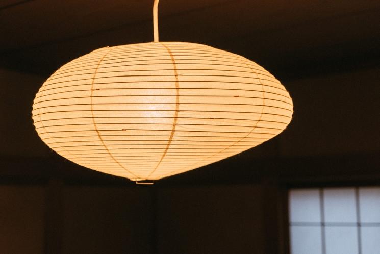 レトロな照明