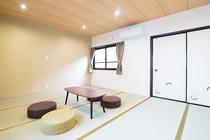 寝室(6人部屋)
