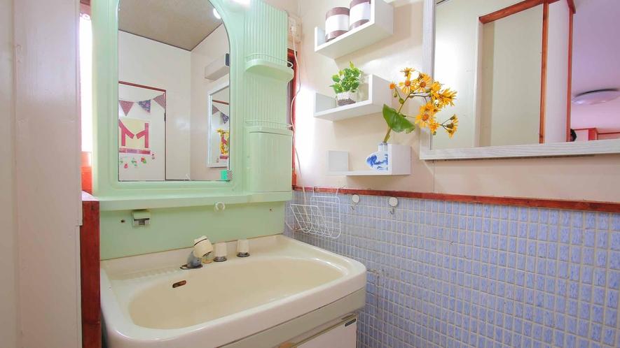 【別館】共同洗面台