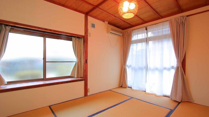 【別館】3号室 和室6畳のお部屋です