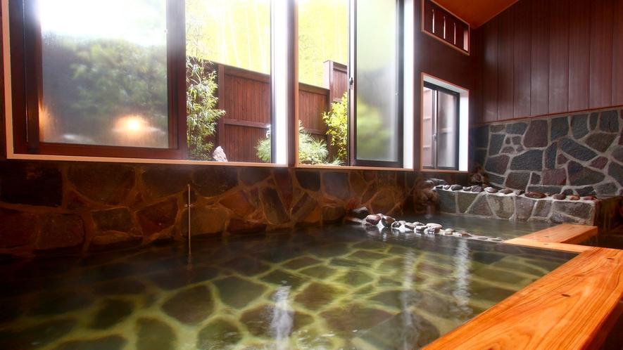 【本館】トロトロの美肌の温泉です