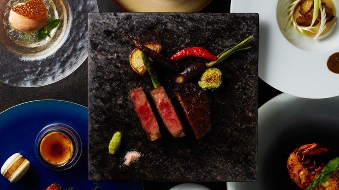 ★3/1オープン★ステーキコース『ニューヨーク』付〜天然温泉スパ付【2食付き】