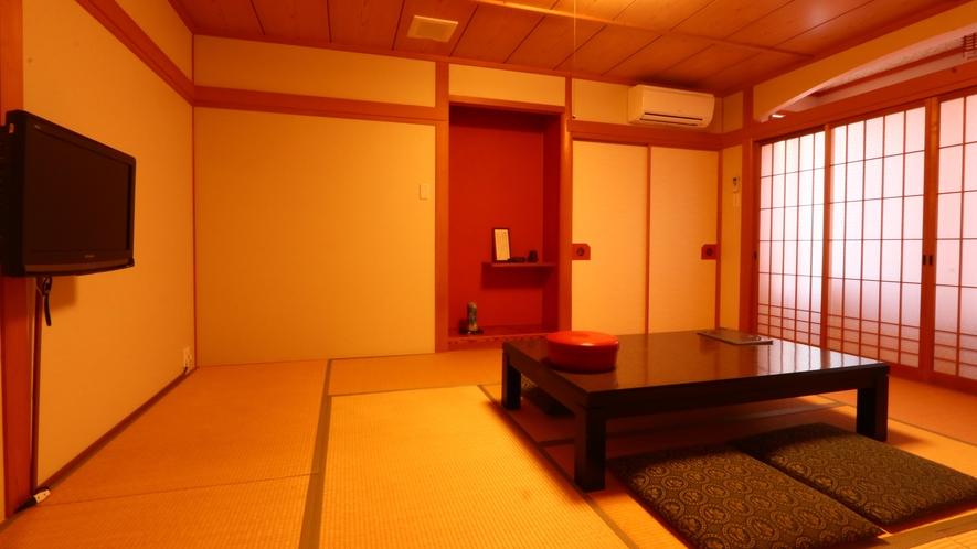 和室二間*グループ歓迎★9+10畳なので、広々お過ごしいただけます