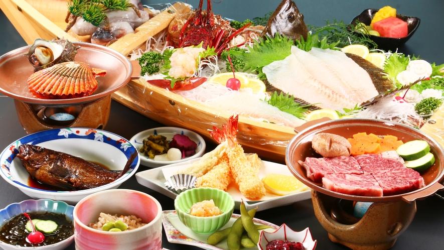 松坂牛陶板焼き*三重ブランド☆松阪牛の旨味が、ジュワ~っとお口の中に広がります!