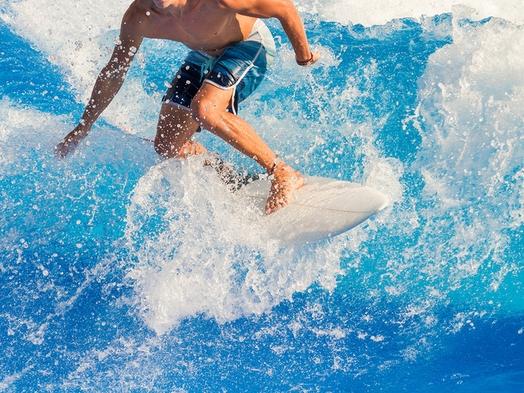 【サーフィンや釣りにおすすめ】12時アウトまでゆっくり身支度◆彩り豊かな朝食無料サービス◆◆
