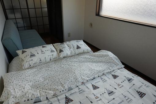 ワンルームアパート バルコニー付 #701 7階