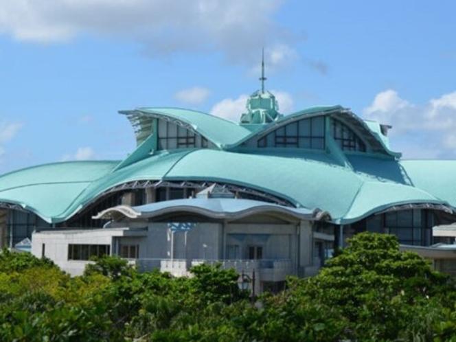 沖縄コンベンションセンター(ホテルより車で約15分)