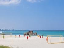 アラハビーチ(ARAHA BEACH)徒歩6分、海外リゾートの雰囲気です
