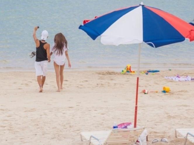 北谷町アラハビーチ(ARAHA BEACH)徒歩6分、海外リゾートの雰囲気を醸します