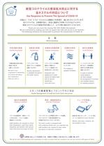 新型コロナウイルス感染拡大防止に対する当ホステルの対応について