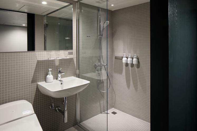 スタンダードトリプル バスルーム
