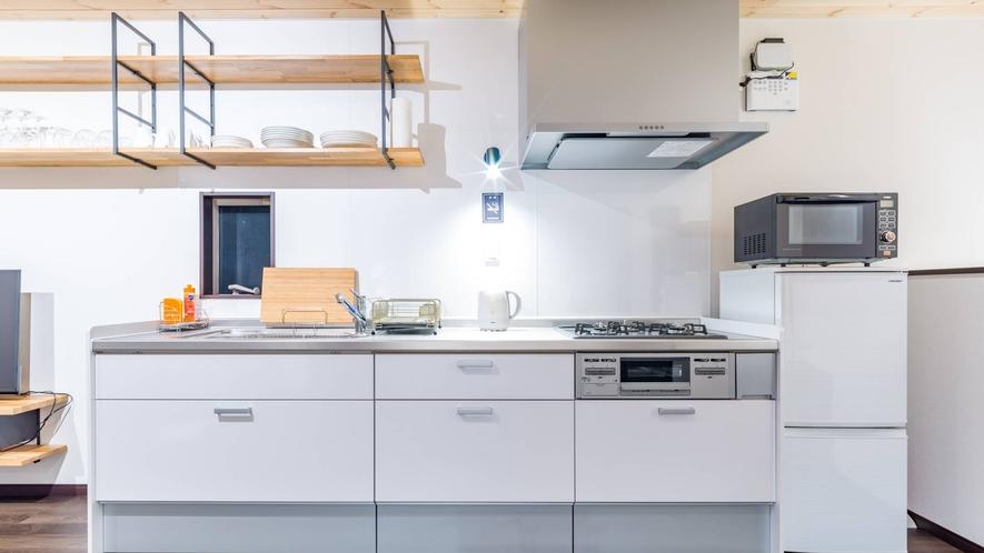 ・106~110号室 キッチン