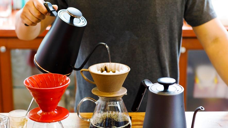 【選べる朝食-bloom coffee】[車で5分]朝食イメージ