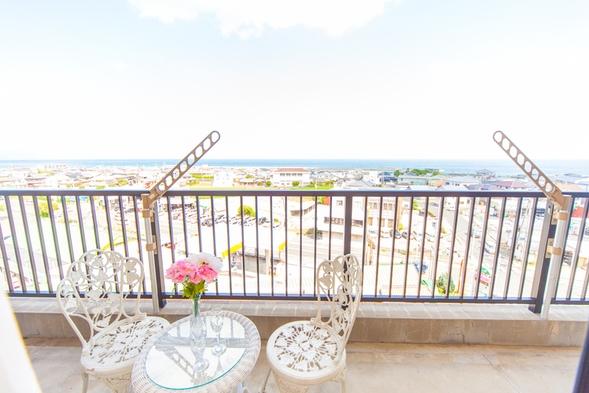 【ファミリープラン】広めの3LDK・海の見えるマンション・観光に便利な立地♪1室貸切で3密回避!