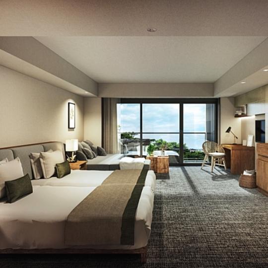 沖繩讀谷 GLAMDAY STYLE酒店及度假村