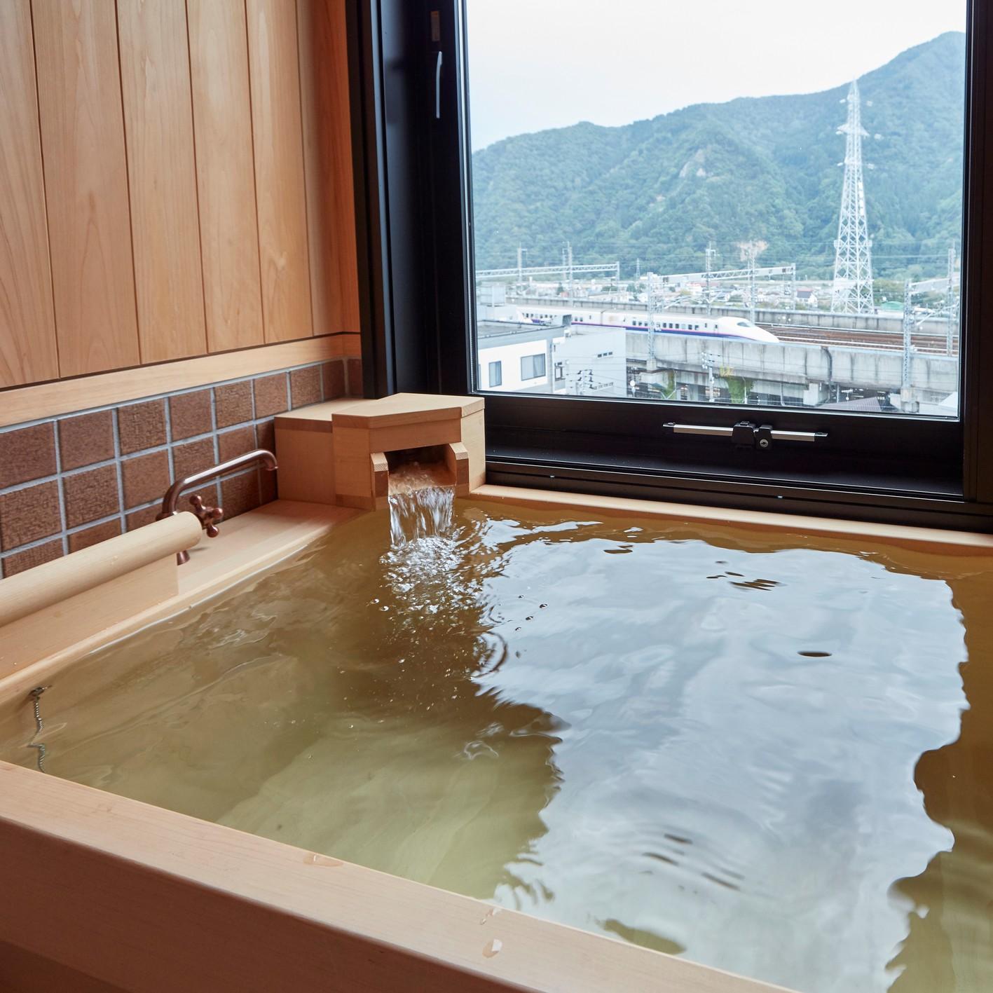 【客室】客室風呂