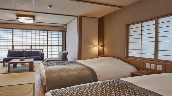特別室-花いずみ【天然温泉】◇67平米(和ベッド4台)