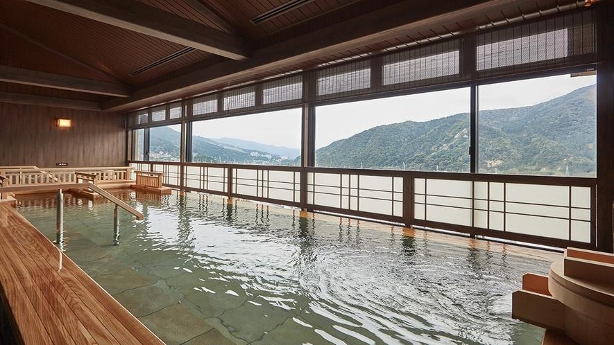 ★【大浴場】「花山の湯」