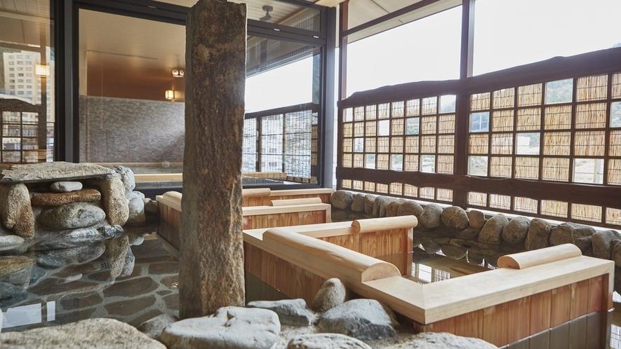 ★ 【大浴場】露天風呂