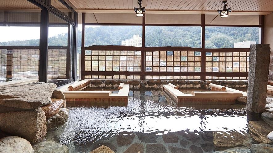 ★【大浴場】露天風呂
