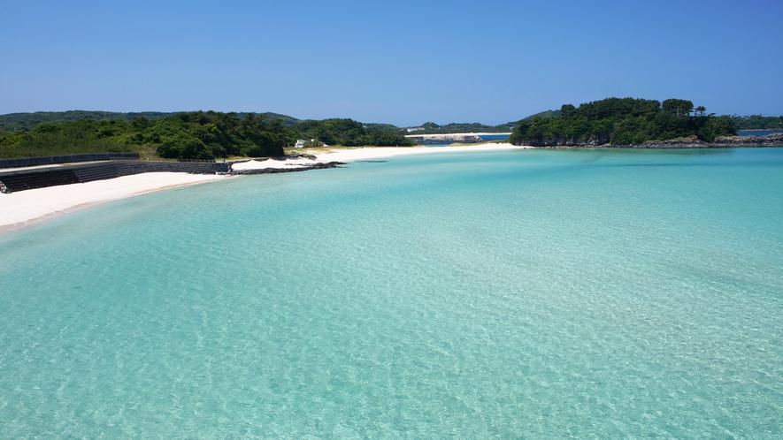*【観光】大浜海水浴場